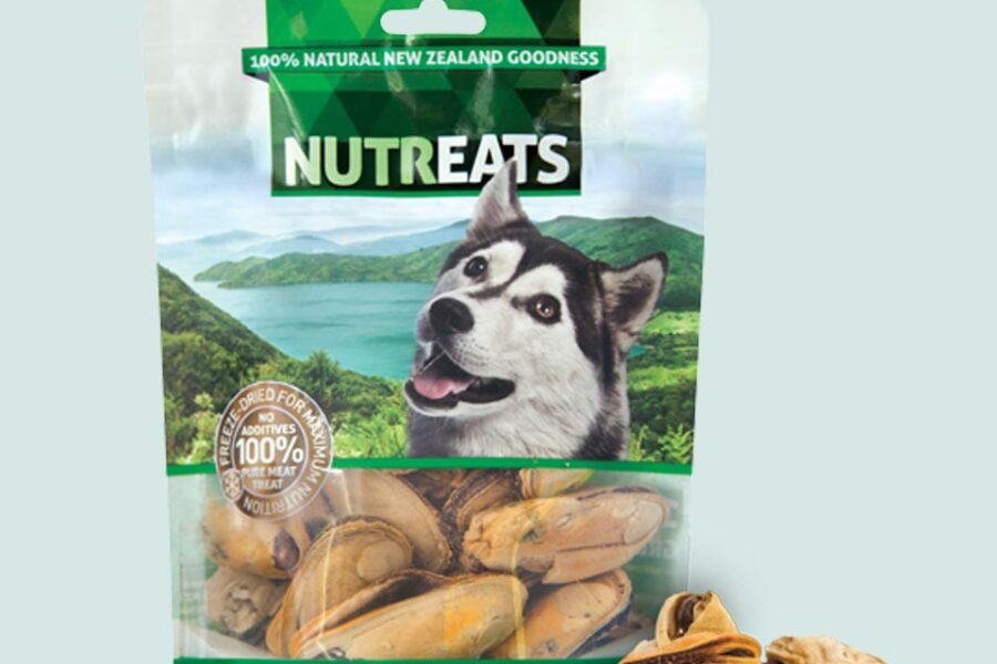 NUTREATS brand and packaging design