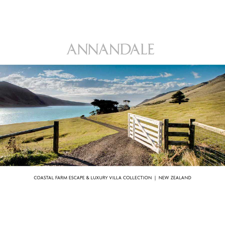 Annandale luxury lodge new logo and brand