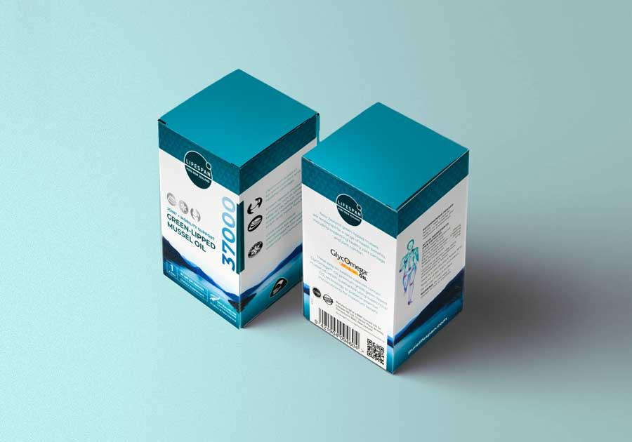 Lifespan Packaging Design