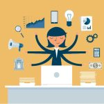 HR Now app and website design landing page
