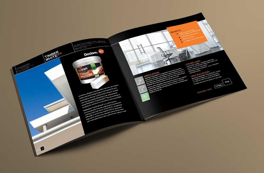 Nz christchurch brochure design company