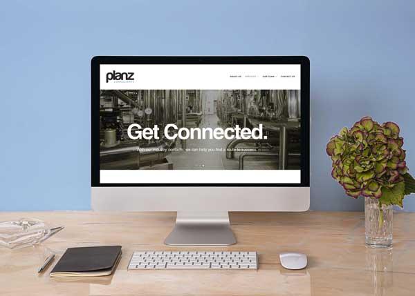 Company website design christchurch nz
